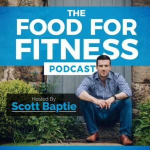 Martin MacDonald Evidence-based nutrition, Food for Fitness Podcast