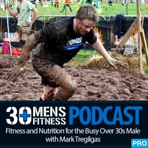 Martin MacDonald Evidence-based nutrition, 30 + Men's Fitness Podcast