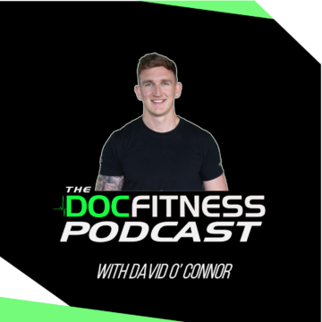 Martin MacDonald Evidence-based nutrition, Doc Fitness Podcast