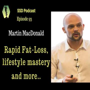 Martin MacDonald Evidence-based nutrition, SSD