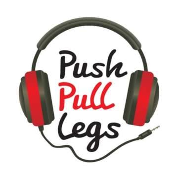 Martin MacDonald Evidence-based nutrition, Push Pull Legs