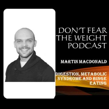 Martin MacDonald Evidence-based nutrition, the tiny titan