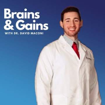 Martin MacDonald Evidence-based nutrition, Brains and Gains