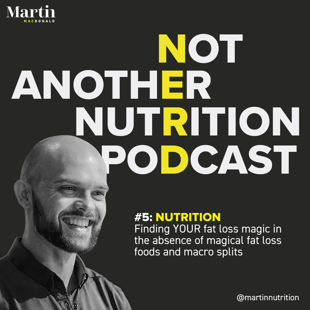Finding YOUR Fat Loss Magic in the Absence of Magical Fat Loss Foods and Macro Splits