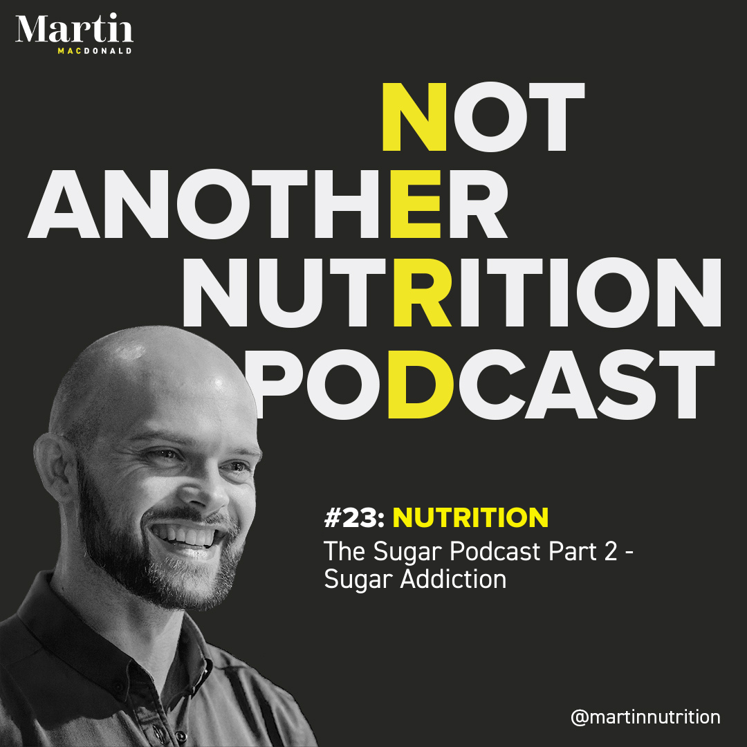 The Sugar Podcast Part 2 - Sugar Addiction